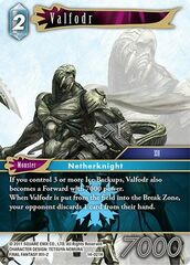 Valfodr - 14-021H - Foil