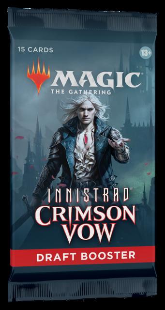 Innistrad: Crimson Vow Draft Booster Pack