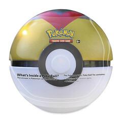 Poke Ball Tin - Level Ball - Series 6