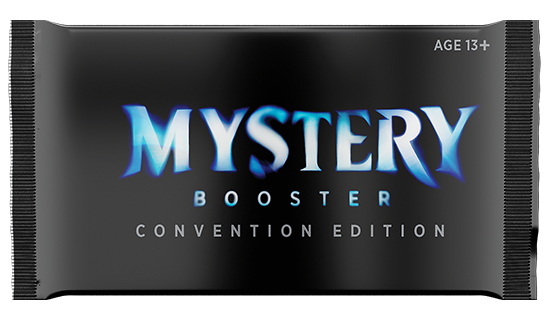 Mystery Booster Pack - Convention Edition (2021 Version)