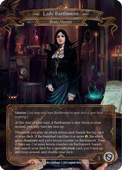 Lady Barthimont
