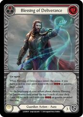 Blessing of Deliverance (Red) (LGS006) (Extended Art)