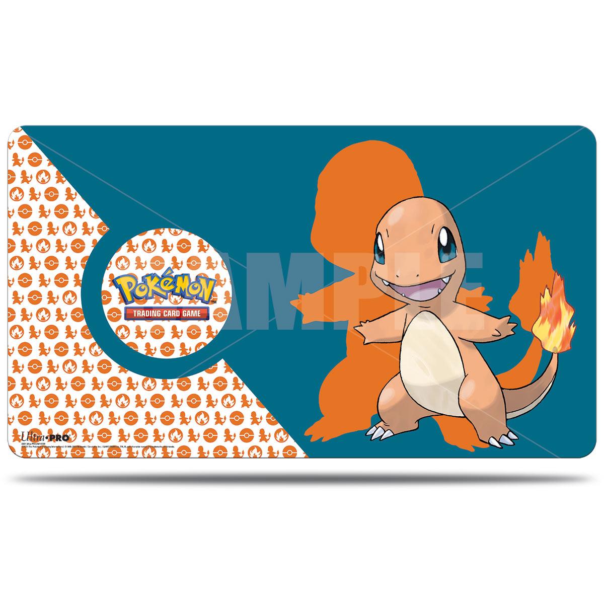 Ultra Pro Charmander Playmat for Pokemon