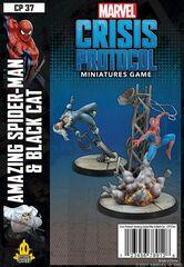 Marvel: Crisis Protocol - Amazing Spider-Man & Black Cat