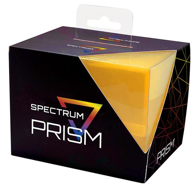 Prism Deck Case: Xanthic Yellow