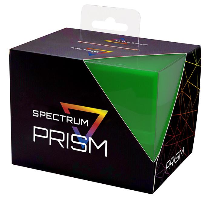 Prism Deck Case:  Viridian Green