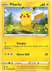 Pikachu - 049/203 - Common
