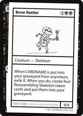 Bone Rattler (No PW Symbol)
