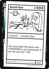 Buried Ogre (No PW Symbol)