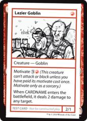 Lazier Goblin (No PW Symbol)