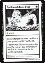 Spellmorph Raise Dead (No PW Symbol)