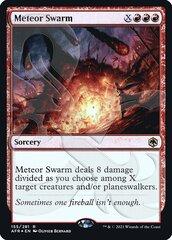 Meteor Swarm - Foil - Ampersand Promo