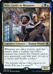Volo, Guide to Monsters - Foil - Ampersand Promo