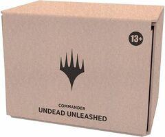 Innistrad: Midnight Hunt Commander Deck: Undead Unleashed (Minimal Packaging)