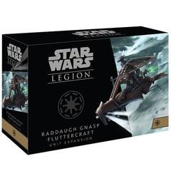 Star Wars Legion: Raddaugh Gnasp Fluttercraft Unit Expansion