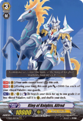 King of Knights, Alfred - V-SS09/003EN - RRR