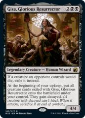 Gisa, Glorious Resurrector - Foil