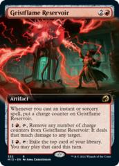 Geistflame Reservoir - Extended Art