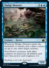 Sludge Monster - Foil