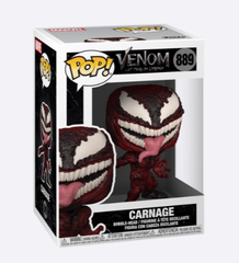 Marvel Series - #889 - Carnage - Venom (Let There Be Carnage)