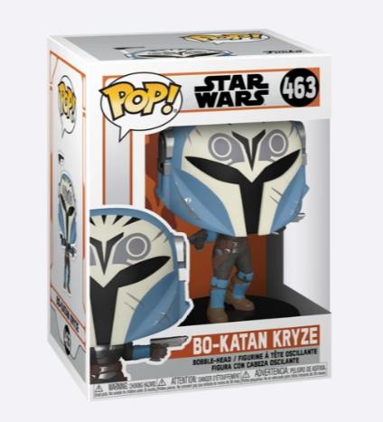 Star Wars Series - #463 - Bo-Katan Kryze (The Mandalorian)
