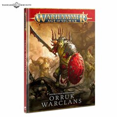 Battletome: Orruk Warclans (HB) English