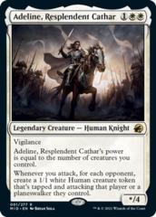 Adeline, Resplendent Cathar