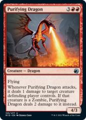 Purifying Dragon - Foil