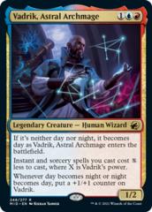 Vadrik, Astral Archmage - Foil