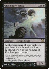 Graveborn Muse - The List
