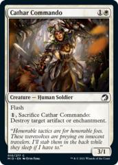 Cathar Commando