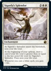 Sigarda's Splendor - Foil