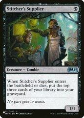 Stitcher's Supplier - The List