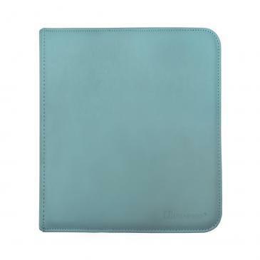 Ultra Pro 12-Pocket Zippered PRO-Binder - Light Blue