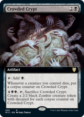 Crowded Crypt - Extended Art