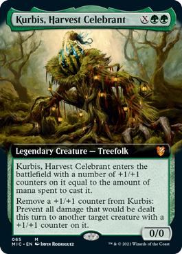 Kurbis, Harvest Celebrant - Extended Art
