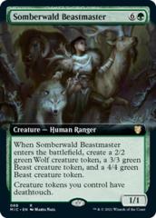 Somberwald Beastmaster - Extended Art