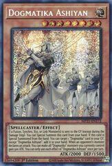 Dogmatika Ashiyan - MP21-EN172 - Prismatic Secret Rare - 1st Edition