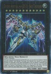 Divine Arsenal AA-ZEUS - Sky Thunder - MP21-EN195 - Ultra Rare - 1st Edition