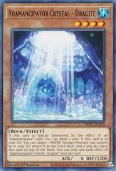 Adamancipator Crystal - Dragite - MP21-EN229 - Common - 1st Edition