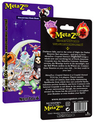 MetaZoo: Cryptid Nation - Nightfall Blister Booster