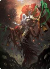 Wrenn and Seven Art Card