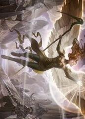 Sigarda's Splendor Art Card