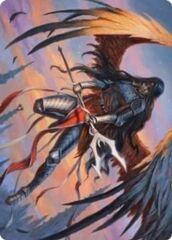 Liesa, Forgotten Archangel Art Card