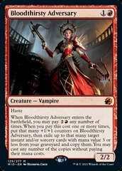 Bloodthirsty Adversary - Promo Pack