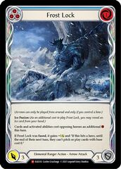 Frost Lock - 1st Edition