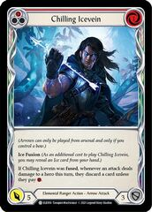 Chilling Icevein (Red) - 1st Edition