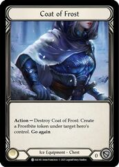 Coat of Frost - 1st Edition