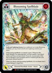 Blossoming Spellblade - Rainbow Foil - 1st Edition