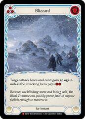 Blizzard - Rainbow Foil - 1st Edition